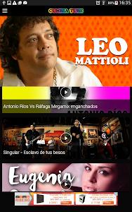CumbiaTube -  Cumbia screenshot 5