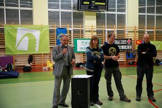 Photo: Kilka słów od wójta gminy Gietrzwałd, gratulującego zwycięzcom i zachęcającego do ponownych odwiedzin tej części Warmii.