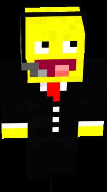 a gaming yellow mman