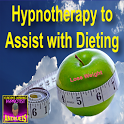 hypnotherapy diet hypnosis icon