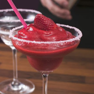 Frozen Berry Cocktail