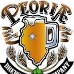 Logo for Peoria Brewing Company