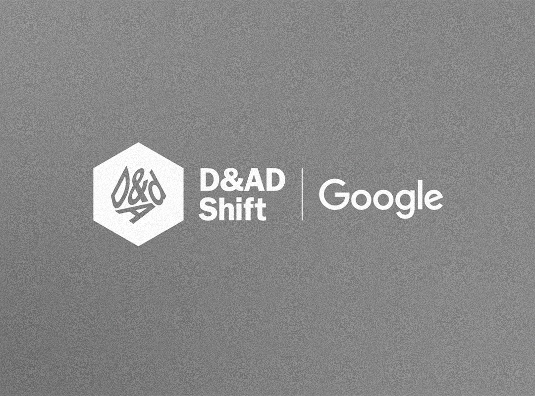 D&AD Shift Google logo