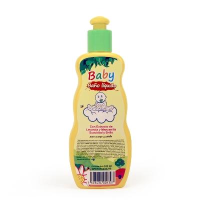 bano liquido baby lavanda y manzanilla 240ml