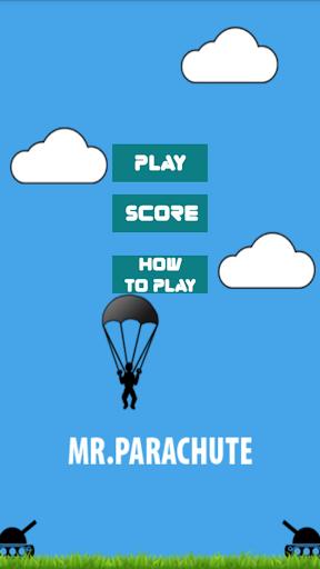 Mr Parachute