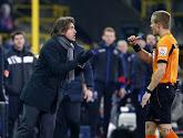 """Alex Teklak à propos de l'entraîneur du Standard : """"J'espère qu'on n'entendra plus Sa Pinto se plaindre de l'arbitrage"""""""