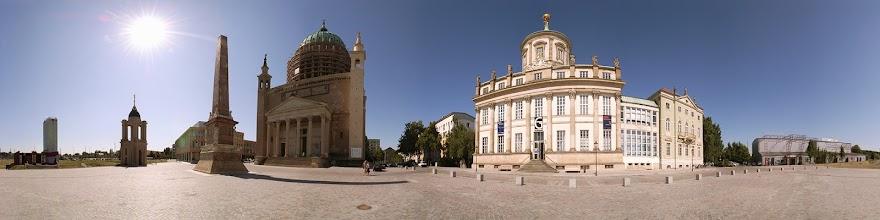 Photo: Germany, Potsdam, Alter Markt, Altes Rathaus