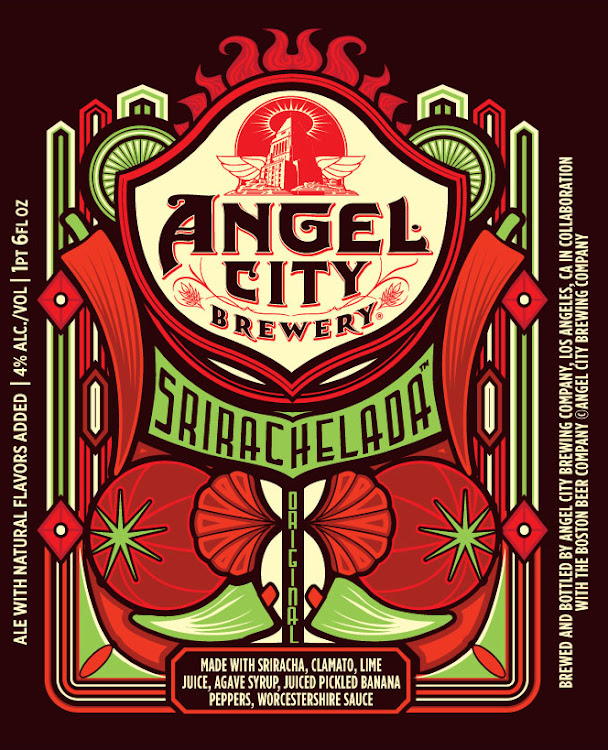 Logo of Angel City Srirachelada