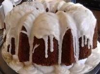 Apple Nut Bundt Cake