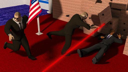 THE BODYGUARD DEFENDERS: SAVE PRESIDENT 2020 apkmr screenshots 4