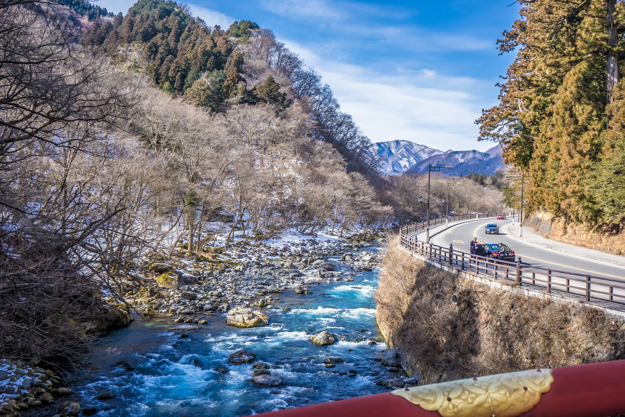 Nikko Shinkyo Bridge3