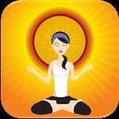 Yoga Day Greetings Maker