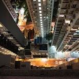 view from my penthouse suite in Hong Kong in Hong Kong, , Hong Kong SAR
