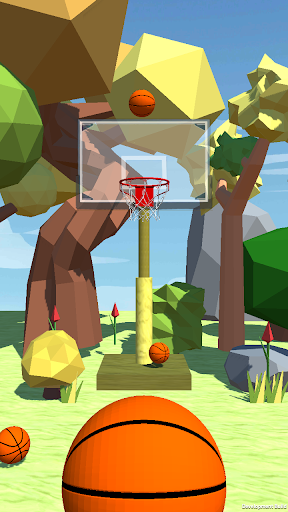 Hoop : Flick BasketBall Shoot