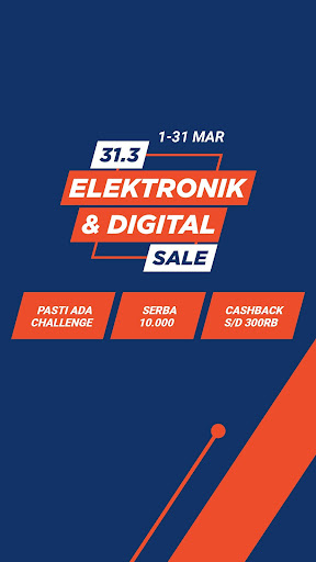 Shopee: 313 Elektronik & Digital Sale 2.34.32 screenshots 2