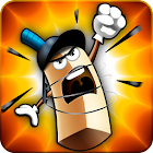 Bat Attack Cricket Multiplayer icon