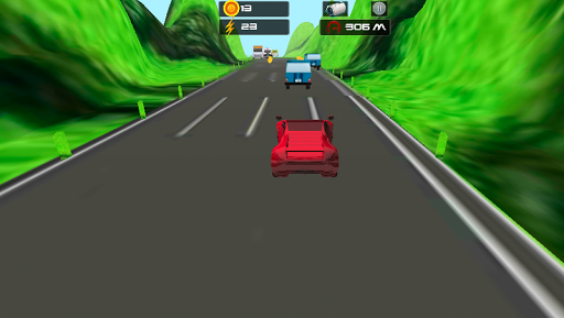 Car Speed Driving 3D