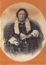 Photo: Mijn oudmoeder Jantien Haitzema (1794-1860), dochter van een Winschoter fabrikant van bouwmaterialen. Zij was getrouwd met Jan Fresemann Viëtor.