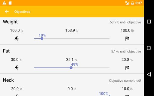 Weight Loss Tracker + screenshot 10
