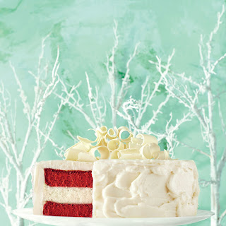 Red Velvet Cream Cheese Cake Recipes.