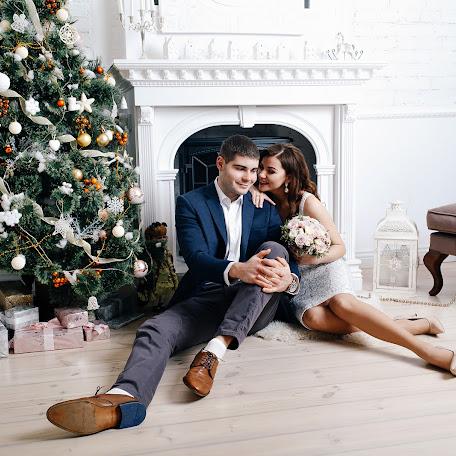 Wedding photographer Vladimir Sevastyanov (Sevastyanov). Photo of 05.01.2018