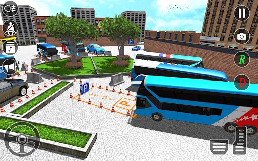 Real Bus Parking: Parking Games 2020 apkslow screenshots 5