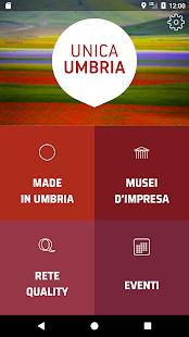 Unica Umbria - náhled