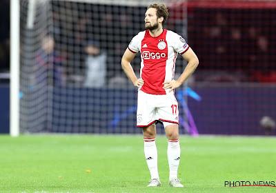 Daley Blind a fait peur aux fans de l'Ajax après s'être effondré