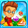 Atlantis Adventure: match - 3 icon