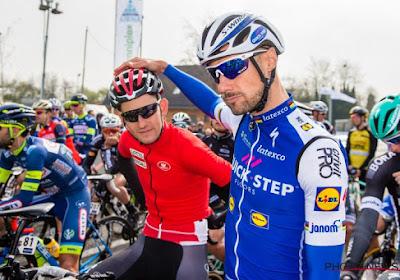 """Opnieuw pechdag voor Lotto Soudal: """"Ik zal er staan tijdens de Ronde"""""""