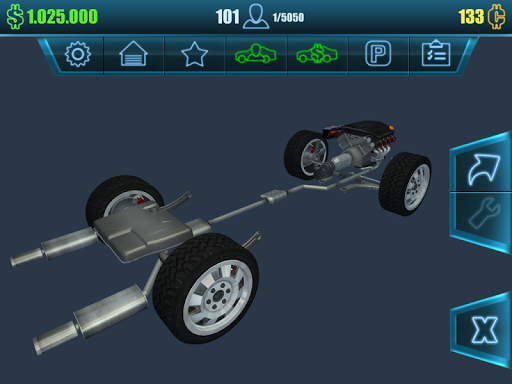 Car Mechanic Simulator 2016 screenshot 11