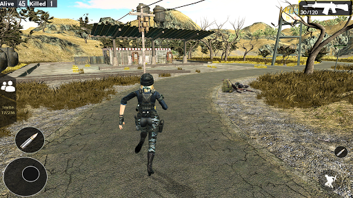 Fire Free Battleground Survival Hopeless Squad screenshot 3
