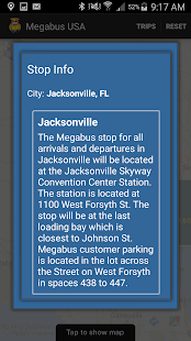 Megabus USA- screenshot thumbnail