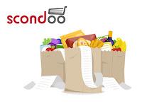 Angebot für Kassenbon Gewinnspiel Januar im Supermarkt