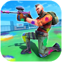 Army Squad Battleground - Paintball Shooting Game icon