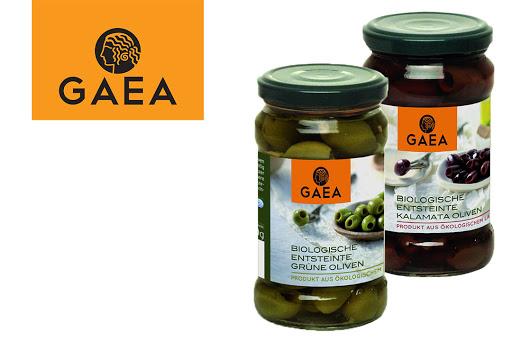 Bild für Cashback-Angebot: GAEA Bio Oliven im Glas - Gaea