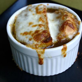 Mexican French Onion Soup