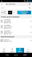 Screenshot of ÖV Plus