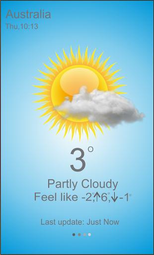 すべての天気