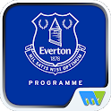 Everton Programmes icon