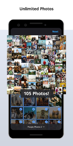 Gandr — A photo collage maker without limits screenshot 2