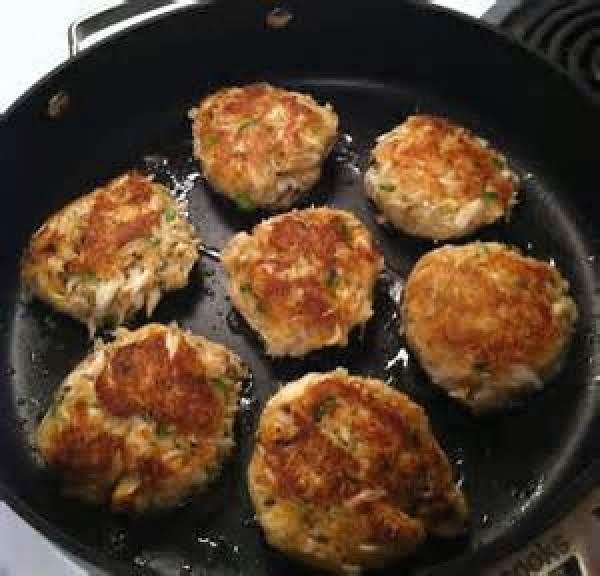 Gulf Crabcakes (sallye) Recipe