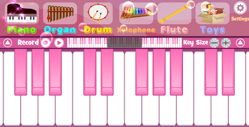 Pink Piano 1.14 screenshots 1