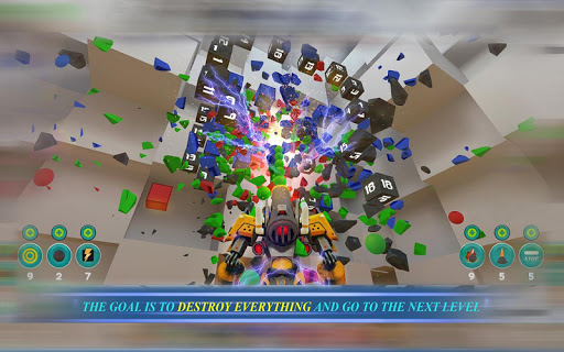 RGBalls u2013 Cannon Fire : Shooting ball game 3D apkpoly screenshots 16