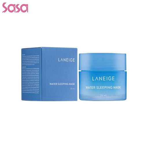 Laneige 水亮補濕睡眠面膜 (25毫升)