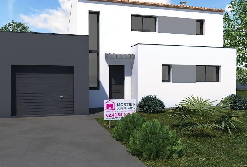 Vente Terrain + Maison - Terrain : 350m² - Maison : 115m² à Gétigné (44190)