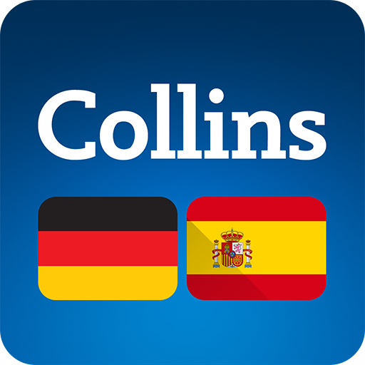 Collins German<>Spanish Dictionary Icon