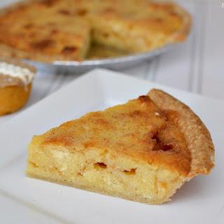 Sea Salt Caramel Cupcake Pie