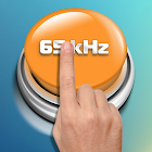 Ultrasound buttons - prank