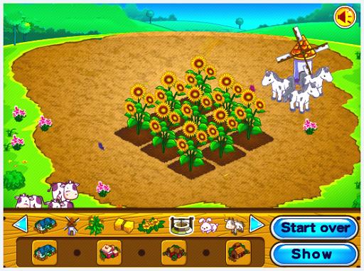 เกมส์ปลูกผักทำสวนสวย